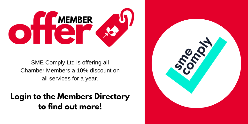 Herefordshire & Worcestershire Chamber of Commerce offer