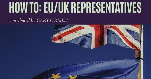 EU/UK Representatives